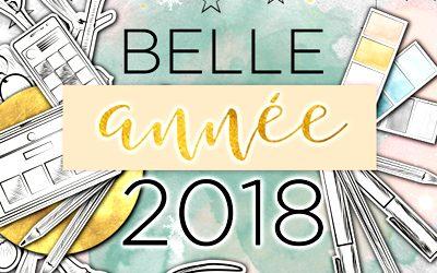 Une carte de vœux animé pour 2018!